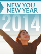 New You in the New Year 2014