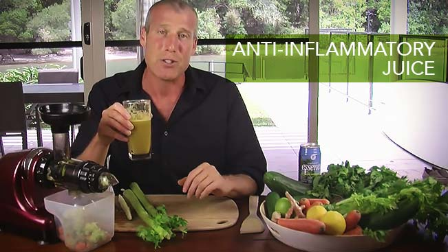 Anti-Inflammatory Juice