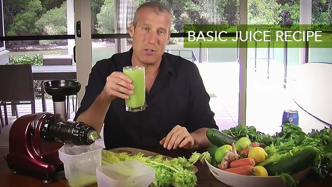 Basic Juice Recipe