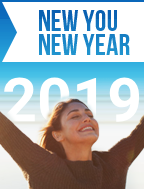 New You in the New Year 2019